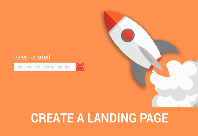 Create You A Simple Landing Page