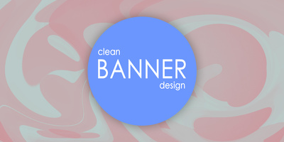 Design a banner that will have a great feeling to it