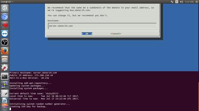 Setup mail server with DKIM (DomainKeys Identified Mail Linux )