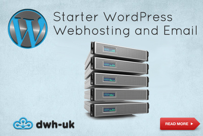 Host your Starter WordPress Website and Email