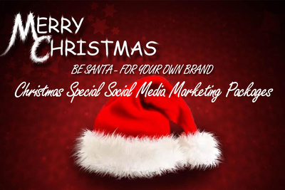 Put Christmas sparkle into your social media marketing campaign