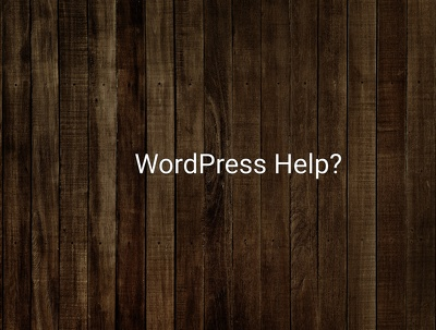 Fix issues, Updates or Maintenance of WordPress Website
