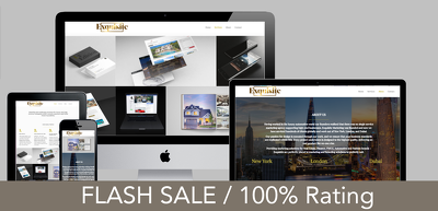 FLASH SALE - Get a 5-page WordPress site created in 5-Days