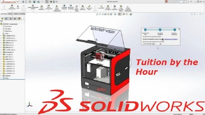 I can provide tailored SolidWorks tuition on a one to one basis