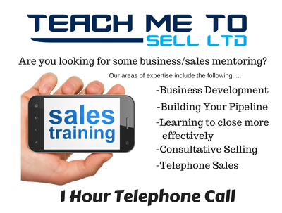 Teach You How to Increase Sales within Your Business - 1 Hr Call