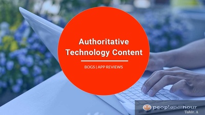 Write a 700-words technology blog OR app review, within 24 hours
