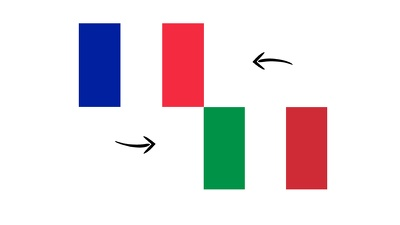 Translate up to 500 words Italian ⇄ French