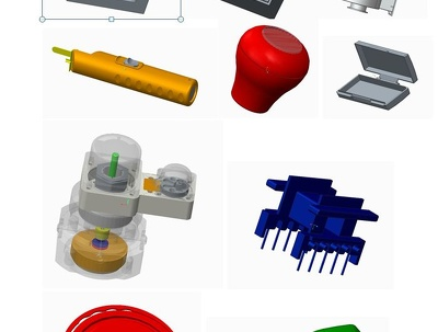 Design an Part or concept for you in 3d Parametric