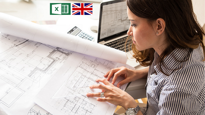 Provide UK Architect's Database of 8500+ Records in Excel format