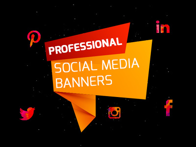 Design Social Media Banners, Posts, Ads
