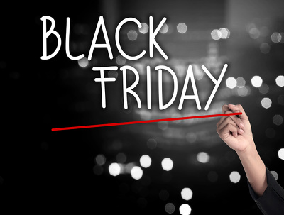 Create Black Friday Promo animation for your business -5 samples