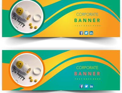 Design your professional web Banner