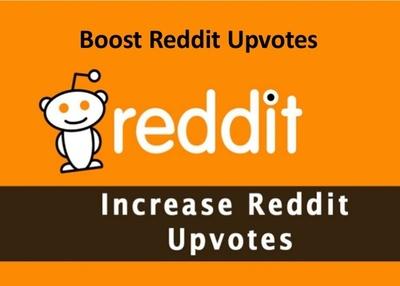 Provide 150 High Quality Reddit Upvotes To Your reddit/subreddit