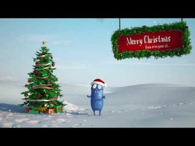 Design an awesome Christmas video so you can WOW your clients