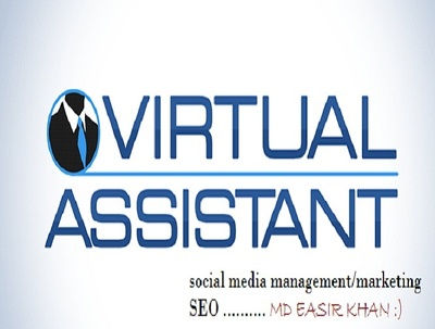 Do admin support, seo & social media management/marketing work