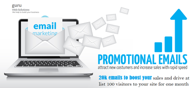 Send Bulk Email With Text, Html, Images to 10,000 targeted email