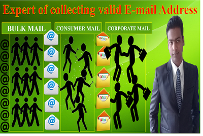 Collect 50 b2b mail list or business leads generation