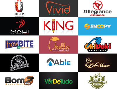 Design creative logo concepts with unlimited revisions