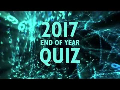 Write Your End Of Year Christmas Party Pub Quiz for 2017