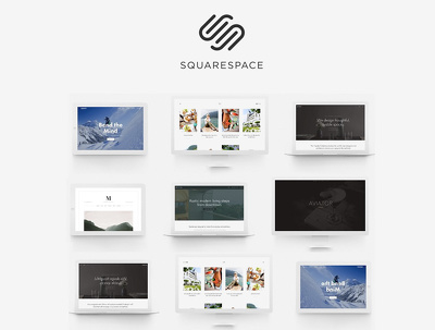 Develop a Professional SQUARESPACE website from scratch