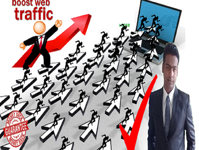 Provide 5000 web traffic to your website
