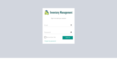 Create a complete Inventory/stock deal management system