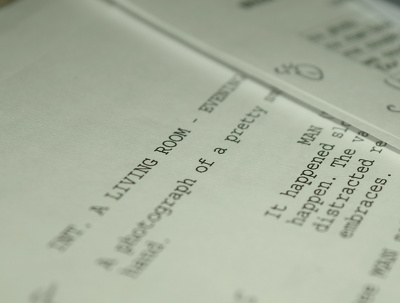 Write a 1000 word coverage for your screenplay