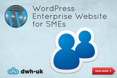Wordpress Enterprise Website for SME