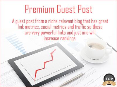 Premium Guest Post