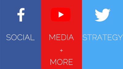 Create a social media strategy (incl. free things)