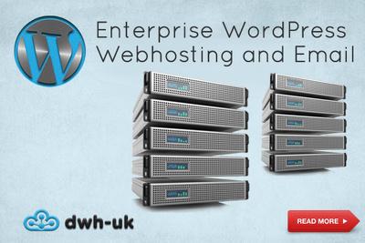 Enterprise WordPress Webhosting and Email