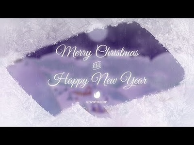 Create this Christmas Greetings Video