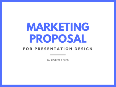 Design your presentation