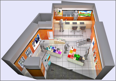 Convert Your 2D Plan to 3D Floor Plan Very Quickly
