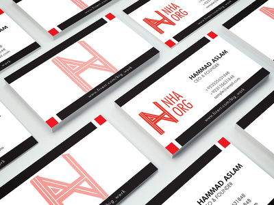 Create professional double sided business card design