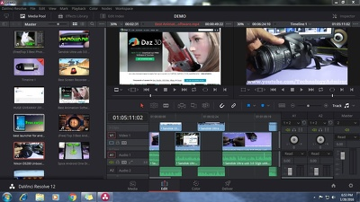 Do video editing professionally all about media