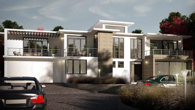 Create photo-realistic architectural artistic impressions