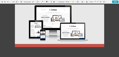 Deliver a unique fully responsive WordPress business website