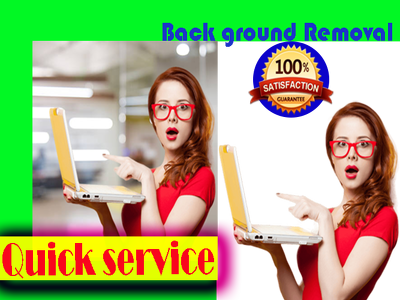 Remove background 3 images within 1 hrs