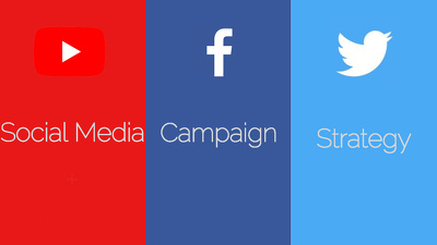 Develop a social media campaign strategy (incl. free stuff)