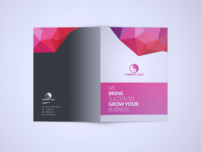 Design an awesome presentation folder
