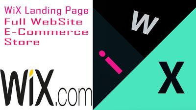 Develop WiX website