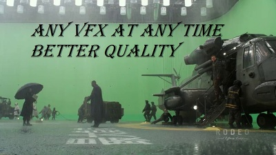 """Do all types of """" VFX ANIAMTION"""" as fast as good"""