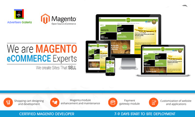 Deliver a fully responsive Magento online store