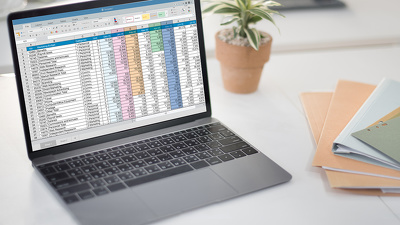 Write an excel timesheet for tracking your employee times