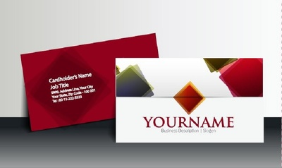 Design a professional business card and logo for your business