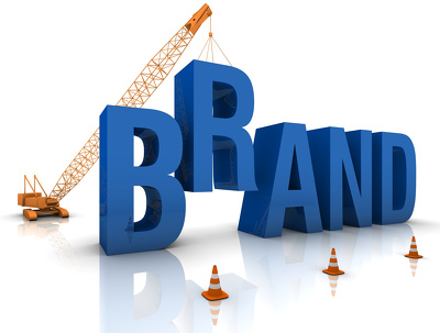 Build your brand, Business website , Logo and social media pages