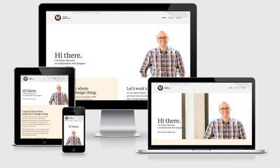 Basic Responsive website (contact form php + uploading)