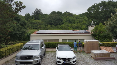 Design Solar Power Plant for Utility and Rooftop