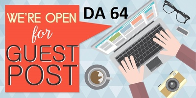 Write and Publish Guest Post in DA 64 Website Dofollow Backlink